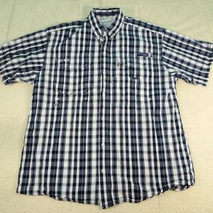 Columbia Super Bonehead PFG Omni-Shade Shirt Large